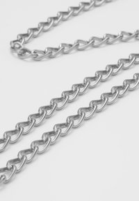 Jack & Jones - JACTOM CHAIN - Portachiavi - silver-coloured - 3