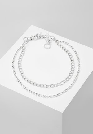 JACTOM CHAIN - Keyring - silver-coloured