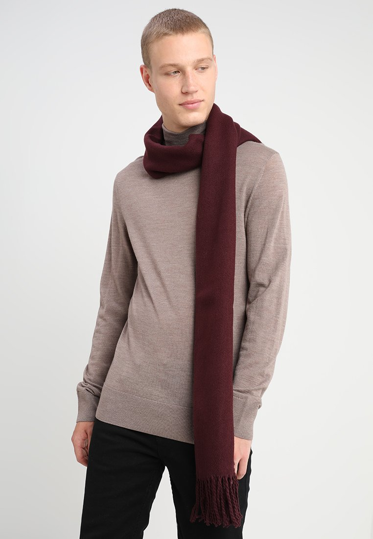 Jack & Jones - JACSOLID SCARF - Schal - port royale