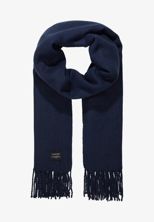 JACSOLID SCARF - Scarf - navy