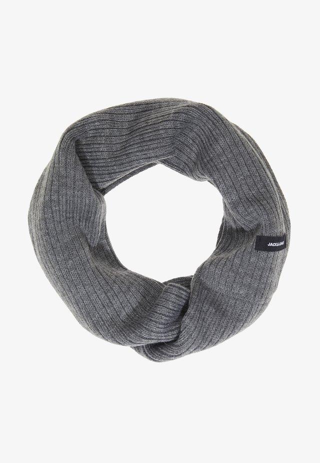 JACTUBE SCARF - Kruhová šála - grey melange