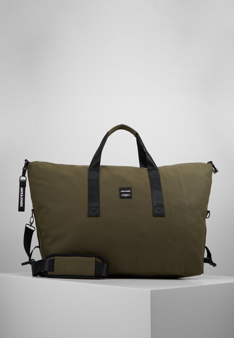 Jack & Jones - JACRONNY - Weekend bag - forest night