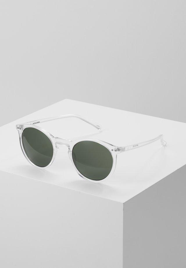 JACMAVERICK SUNGLASSES - Solglasögon - transparent