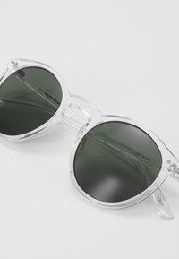 Jack & Jones - JACMAVERICK SUNGLASSES - Sunglasses - transparent - 2