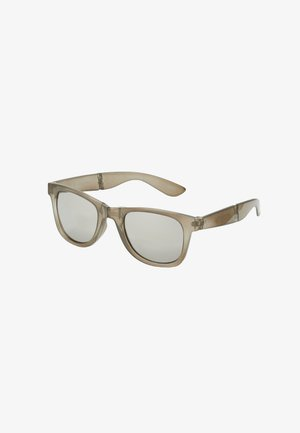 JACFOLD SUNGLASSES - Sunglasses - smoked pearl