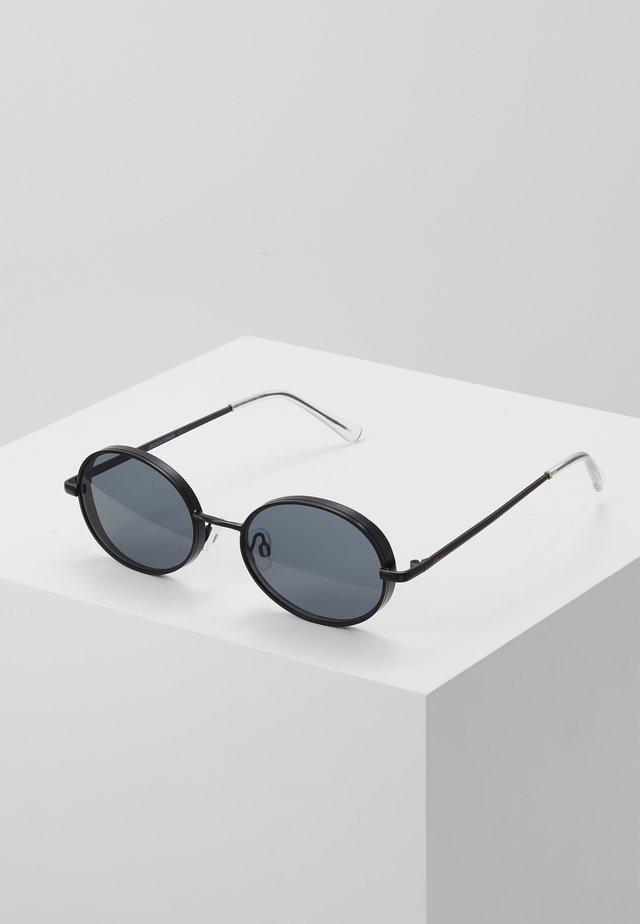 JACSTEAM SUNGLASSES - Okulary przeciwsłoneczne - black