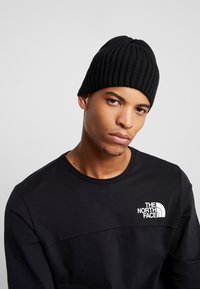 Jack & Jones - JACBART BEANIE - Čepice - black - 1