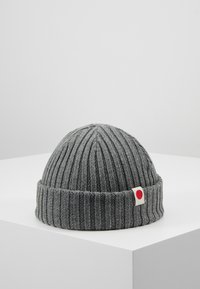 Jack & Jones - JACRDD SHORT - Gorro - grey melange - 0