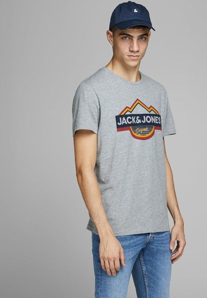 Jack & Jones - Cap - navy blazer