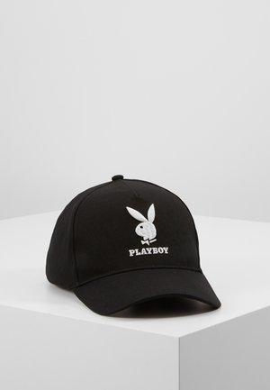 JACPLAYBOY BASEBALL - Cap - black