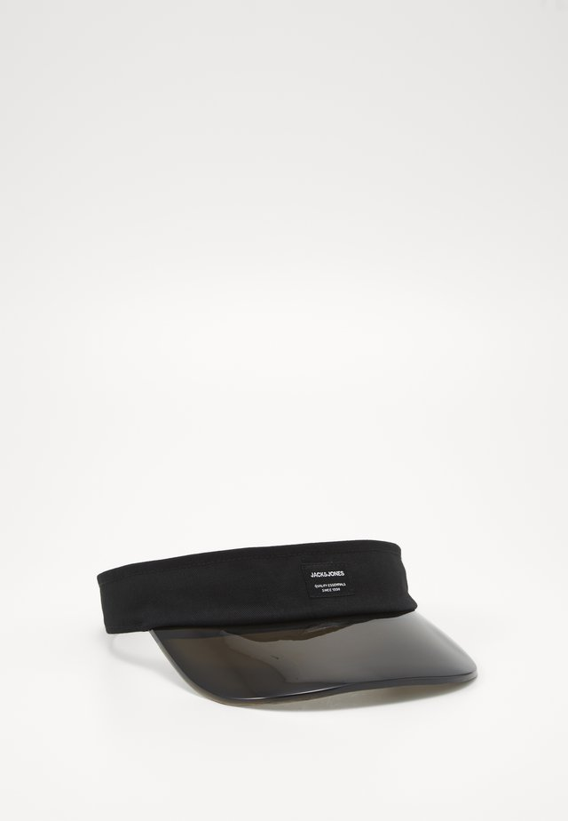 JACDAMON VISOR LABEL - Cap - black