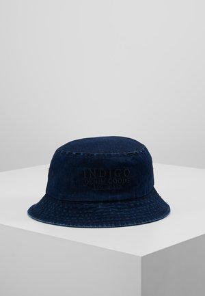 JACDENIM BUCKET HAT - Klobouk - blue denim