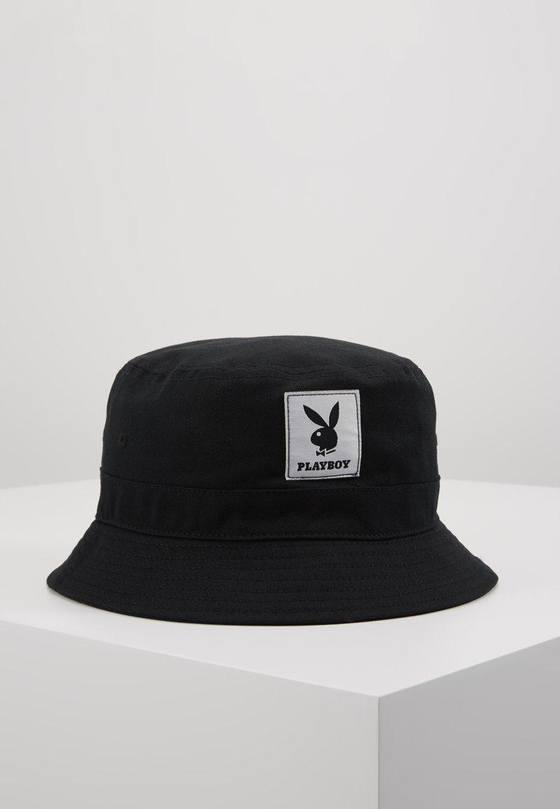 Jack & Jones - JACPLAYBOY BUCKET HAT - Hat - black