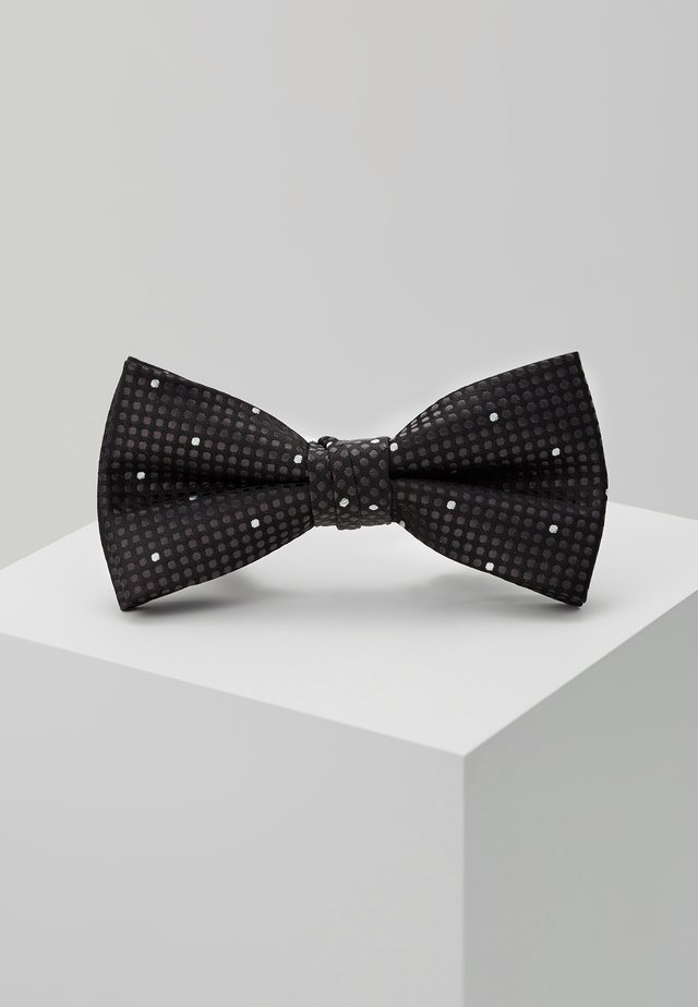 JACSANTANDER BOW TIE - Fliege - dark grey