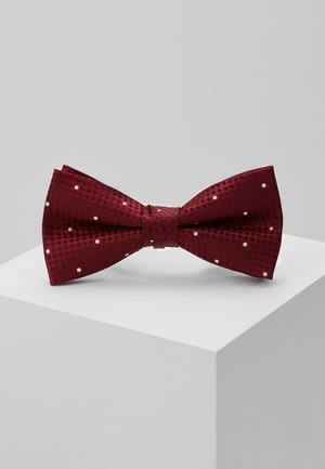JACSANTANDER BOW TIE - Butterfly - port royale