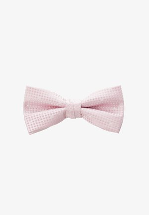 JACSANTANDER BOW TIE - Butterfly - candy pink/white