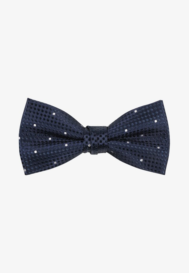 JACSANTANDER BOW TIE - Fliege - dark blue