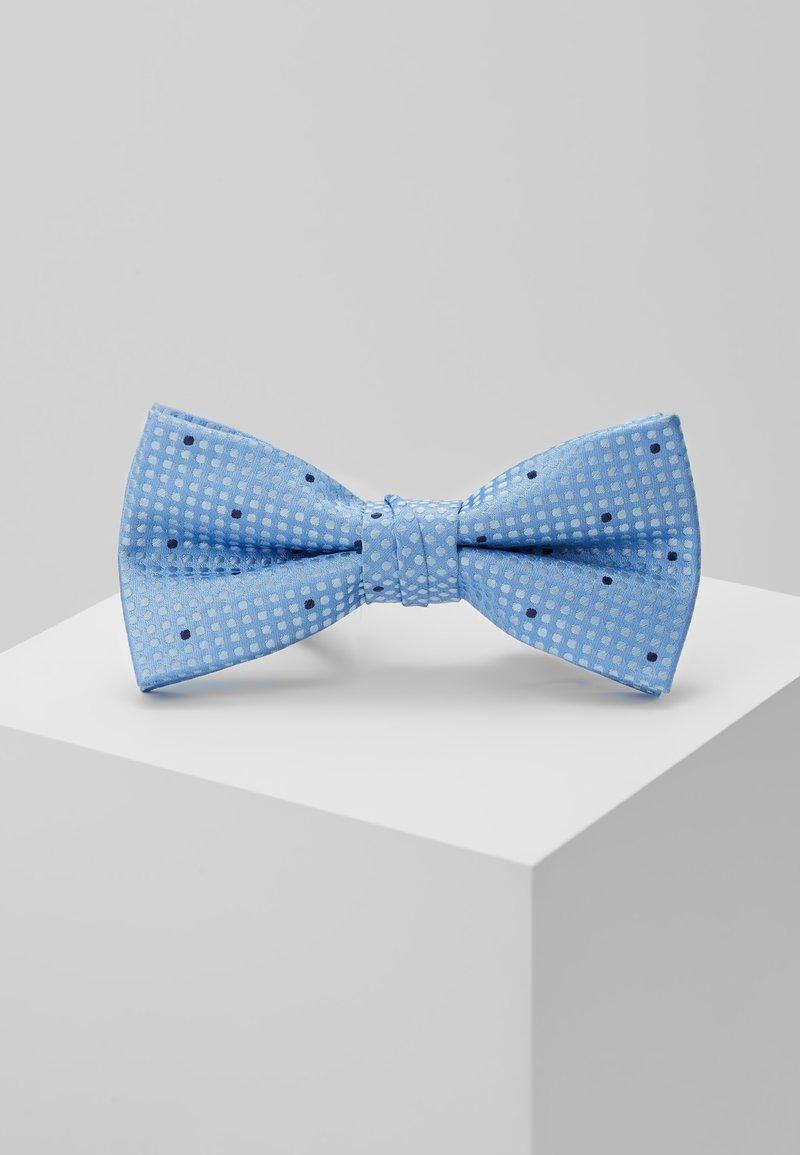 Jack & Jones - JACSANTANDER BOW TIE - Noeud papillon - blue