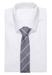 Jack & Jones - JACNECKTIE GIFT BOX - Einstecktuch - glacier gray - 2