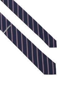 Jack & Jones - JACBELLAMY TIE BOX SET - Krawatte - navy blazer - 3