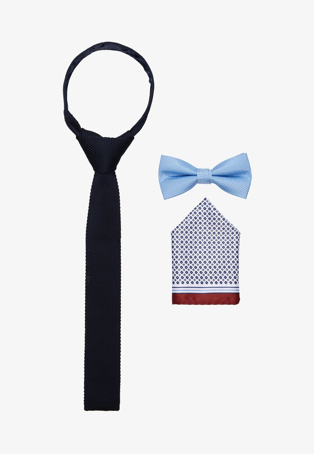 JACFREDERIK GIFT BOX SET - Kapesník do obleku - navy blazer