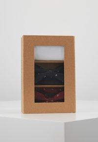 Jack & Jones - JACKEVIN GIFT BOX SET - Mouchoir de poche - black - 4