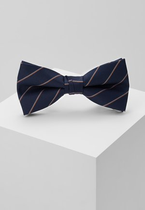 WILLIAM BOWTIE - Fliege - navy blazer/stripes