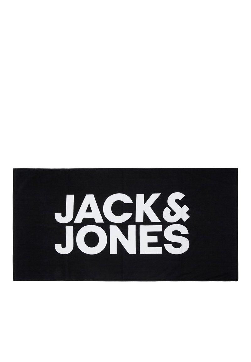 Jack & Jones - Strandhanddoek - black