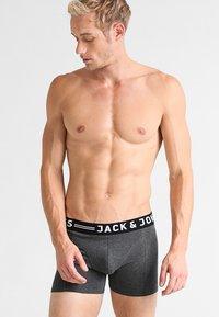 Jack & Jones - JACLICHFIELD 3 PACK  - Underkläder - burgundy - 2
