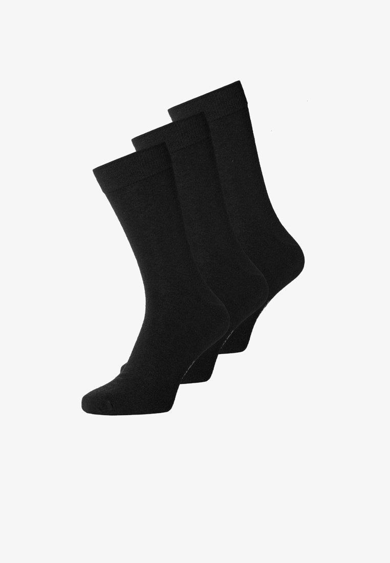 Jack & Jones - 3 PACK - Calcetines - black