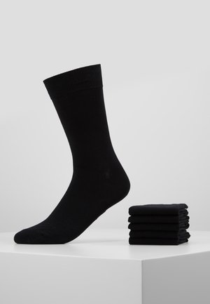 JACJENS SOCK 5 PACK - Chaussettes - black