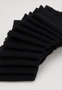 Jack & Jones - JACDONGO SOCKS 10 PACK - Sokken - black/black - 2