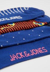 Jack & Jones - JACBLUE MIX SOCKS 4 PACK - Ponožky - pink/black - 2