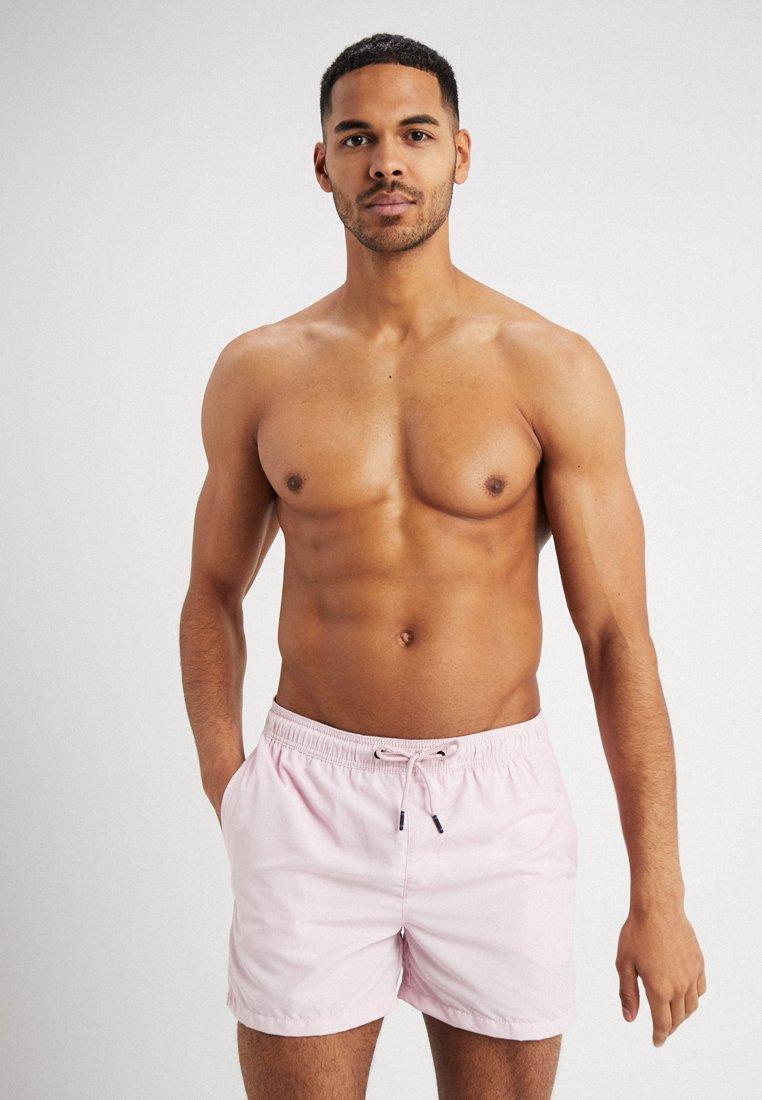 Jack & Jones - JJI CALI SWIM - Swimming shorts - pink lady