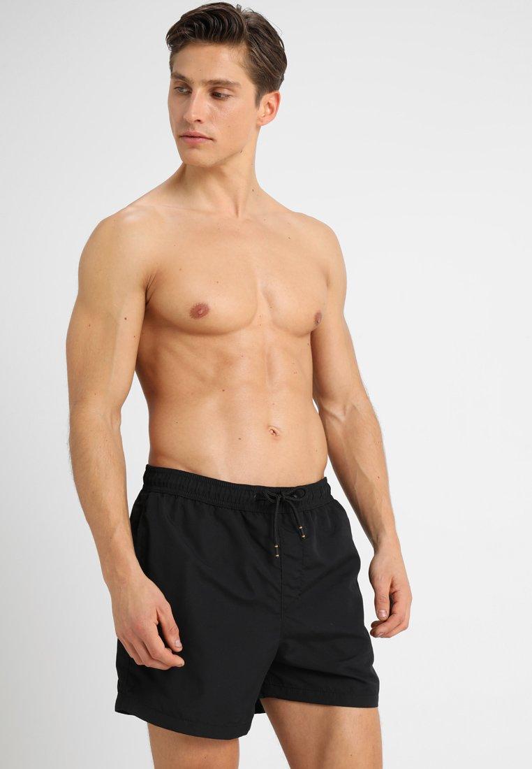 Jack & Jones - JJI CALI SWIM - Swimming shorts - black