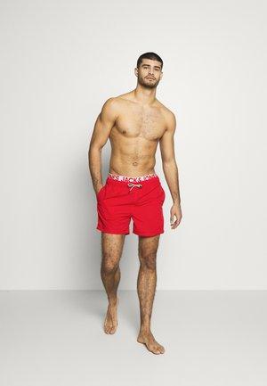 ARUBA - Swimming shorts - fiery red