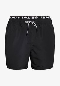 Jack & Jones - ARUBA - Badeshorts - black - 2