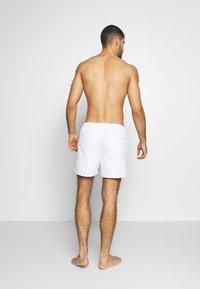 Jack & Jones - JJIARUBA JJSWIM  - Shorts da mare - white - 2