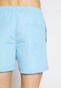 Jack & Jones - JJIARUBA JJSWIM  - Swimming shorts - alaskan blue - 2