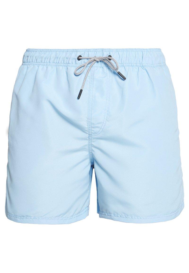Jack & Jones - JJIARUBA JJSWIM  - Swimming shorts - alaskan blue