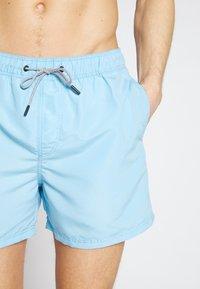 Jack & Jones - JJIARUBA JJSWIM  - Swimming shorts - alaskan blue - 3