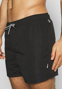 Jack & Jones - JJIARUBA JJSWIM  - Shorts da mare - black - 4