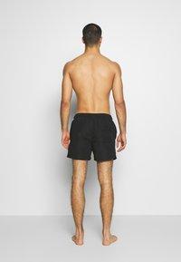 Jack & Jones - JJIARUBA JJSWIM  - Shorts da mare - black - 2