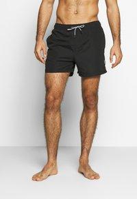 Jack & Jones - JJIARUBA JJSWIM  - Shorts da mare - black - 1