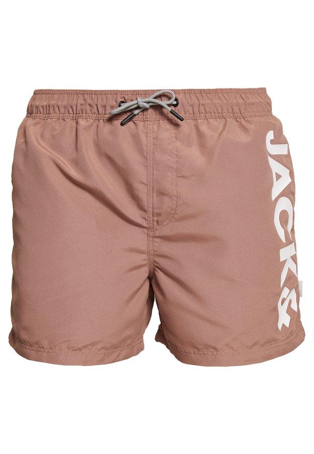 JJIARUBA  AKM STS - Shorts da mare - burlwood