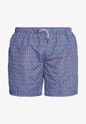 JJIARUBA JJSWIMSHORTS MINI - Swimming shorts - surf the web