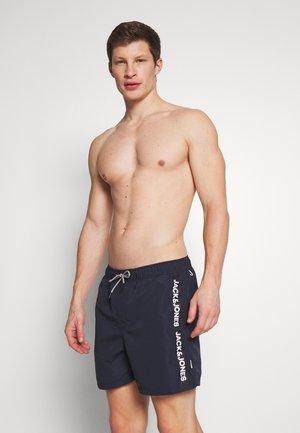 IARUBA TAPE - Swimming shorts - navy blazer