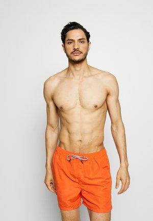 ARUBA SWIM  2 PACK  - Swimming shorts - navy blazer/flame