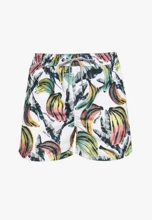 JJIARUBA JJSWIMSHORTS - Bañador - cloud dancer
