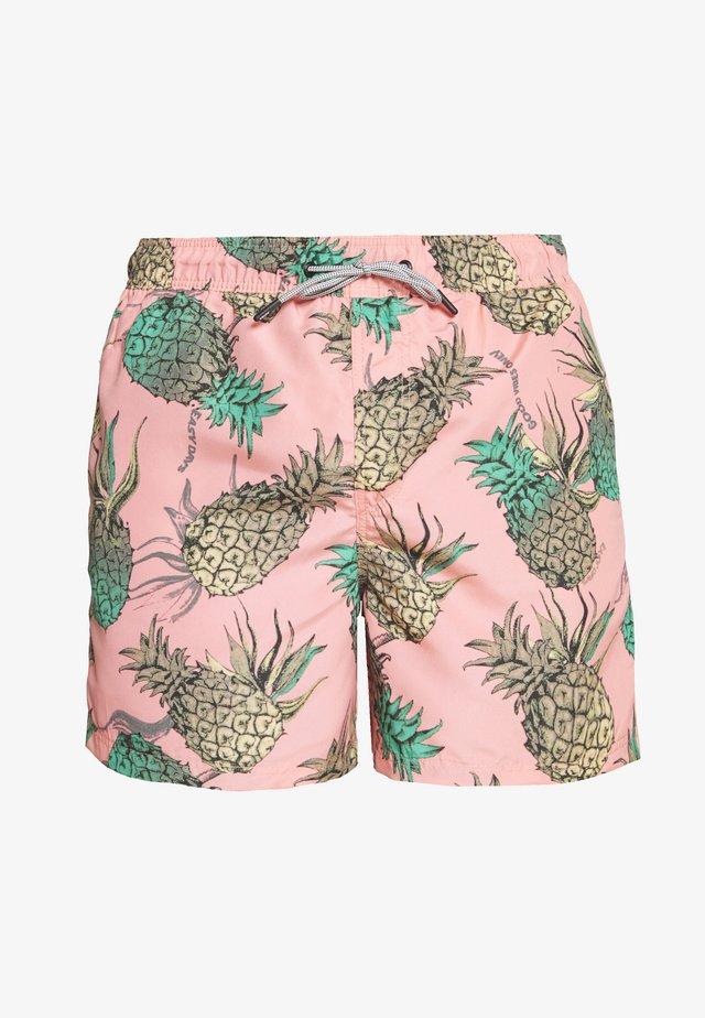 JJIARUBA JJSWIMSHORTS - Shorts da mare - rosette